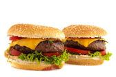 Hamburgers — Stock Photo
