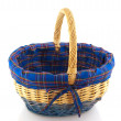 Wicked basket — Stock Photo