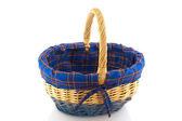 Wicked basket — Stock Photo
