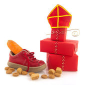 Sinterklaas ginger nuts — Stock Photo
