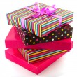 Many presents — Stock Photo #3892136