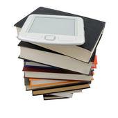 Books e — Stock Photo