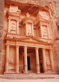Petra temple — Stock Photo