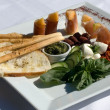 Stock Photo: Antipasto Platter