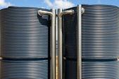 Water Tanks — Stock Photo
