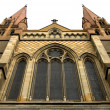 St Pauls Cathedral, Melbourne, Australia - Stock Photo