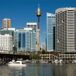 Darling Harbour Scene — Stock Photo