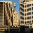 Sydney City Scene — Stock Photo