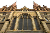 St Pauls Cathedral, Melbourne, Australia — Stock Photo