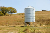 Grain Silo — Stock Photo