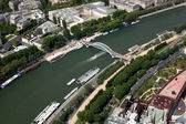 River Seine, Paris — Stock Photo
