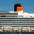 Luxury Cruise Ship - Foto Stock