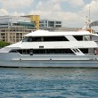Luxury Harbour Craft - Foto Stock