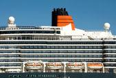Luxury Cruise Ship — Stock Photo