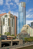 Eureka Tower, Melbourne, Australia — Stock Photo