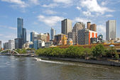 Melbourne, Victoria, Australia — Stock Photo