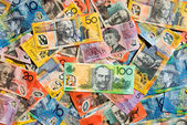 Australian Currency — Stockfoto