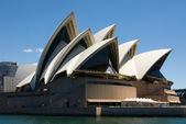 Sydney Opera House — Stock Photo