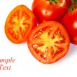 Trusse Tomatoes — Stock Photo
