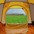 Tent - Stockfoto