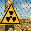Stock Photo: Radiation