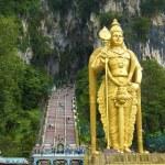 Batu caves temple, kuala lumpur, Malasia — Stock Photo #2848420