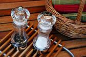 Sól i pieprz — Zdjęcie stockowe