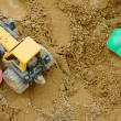 Stock Photo: Sandpit