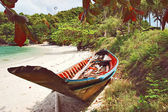 Boat — Stock fotografie