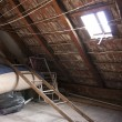 Vintage attic — Stock Photo