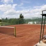 Tennis court — Stock Photo #3446878