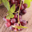 Red grape — Stock Photo #3442431