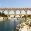 Pont du garde roman bridge — Stock Photo #2872195