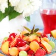Fresh summer fruits — Stock Photo #3288869