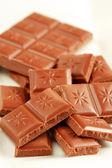 Sweet chocolate — Stock Photo