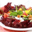 Vegetable salad with beetroot — Stock Photo #3471777