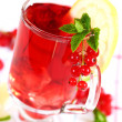 Refreshing summer ice tea — Stock Photo #3513196