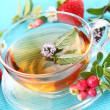 Vitality tea — Stock Photo