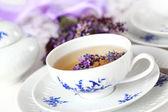 Lavender tea — Stockfoto