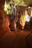 Cave Calaveres in Benidoleig in Spain — Stock Photo