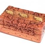 Wooden box — Stock Photo #3032053