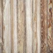 Texture of old wooden door - Stock Photo