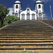 Nossa Senhora de Monte church, Monte, Madeira, Portugal — Stock Photo