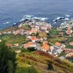 Porto Moniz, north of Madeira island, Portugal — Stock Photo #3335758