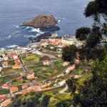 Porto Moniz, north of Madeira island, Portugal — Stock Photo #3351804