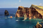 East coast of Madeira island — Stock Photo