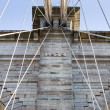 Brooklyn Bridge in New York City — Stock Photo #3192705