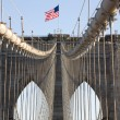 Brooklyn Bridge in New York City — Stock Photo #3192715
