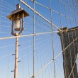 Brooklyn Bridge in New York City - Lizenzfreies Foto