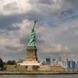 Statue of Liberty in New York City — Stock Photo